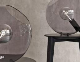 ابجکت لامپ رومیزی