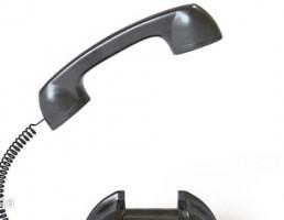 آباژور به شکل تلفن
