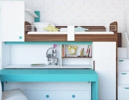 مدل ست اتاق خواب کودک