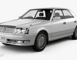 ماشین تویوتا Crown سال 1997