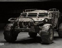 ماشین نظامی NOMAD 355 BRM
