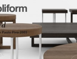 میز قهوه poliform