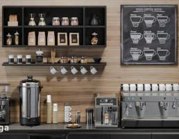 کافه مدرن