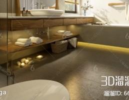 صحنه داخلی حمام+سرویس بهداشتی
