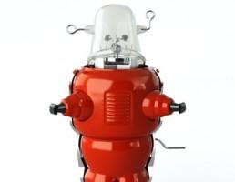 آدم آهنی (ربات فلزی)