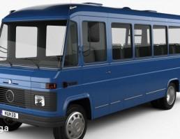 اتوبوس مرسدس بنز O-309 1979
