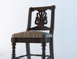صندلی نهارخوری چوبی