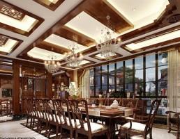 رستوران سبک آسیایی