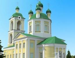 کلیسای سبک اروپایی