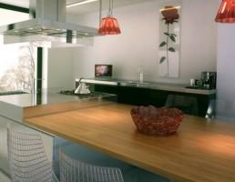 صحنه آشپزخانه
