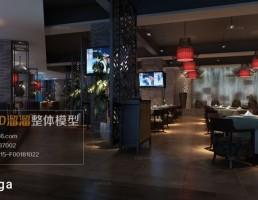 صحنه داخلی کافه رستوران