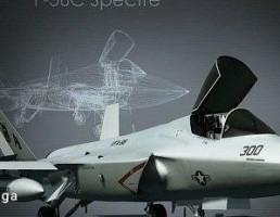 هواپیمای جنگنده F-36C Spectre