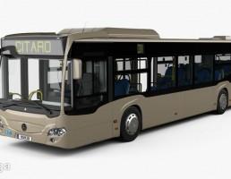 اتوبوس مرسدس بنز مدل Citaro O530 سال 2011