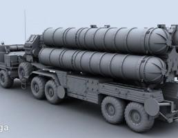 تجهیزات نظامی (S-300)