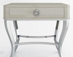 میز کنار تختی (پاتختی) کلاسیک