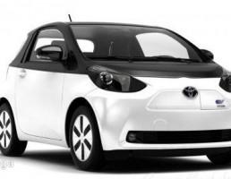 ماشین تویوتا مدل  iQ EV