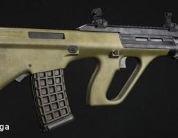 اسلحه Steyr AUG A3
