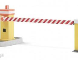 راهبند یا کنترول تردد اتوماتیک