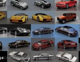 انواع ماشین های لوکس