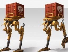 ربات صنعتی MVR5-E