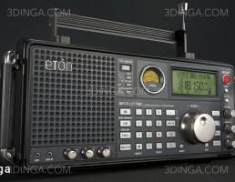 رادیو ماهواره ایی ایتون 750