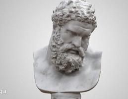 مجسمه مرد Farnese Hercules