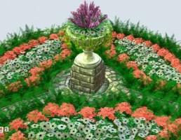 میدانچه گل و گیاه