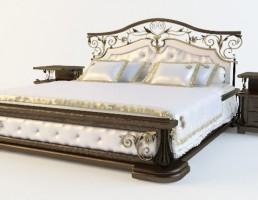 تختخواب کلاسیک Pan-Star