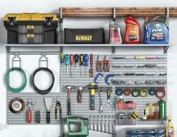 قفسه ابزارهای گاراژ