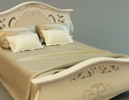 تختخواب کلاسیک Monreale