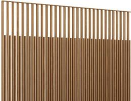 فنس  یا حصار چوبی