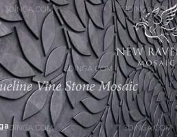 موزاییک سنگی مدرن