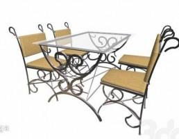 ست میز و صندلی