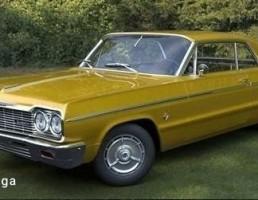 ماشین شورولت Impala SS سال 1964