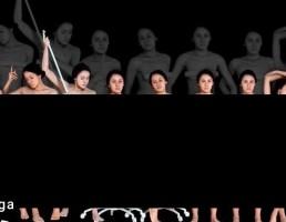 کاراکتر زن برای  مرجع تشریحی-low poly