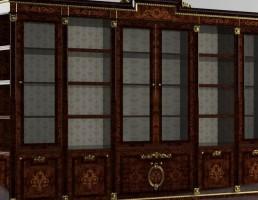 کمد و قفسه کلاسیک