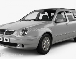 ماشین لانسیا مدل Lybra Wagon سال 1999