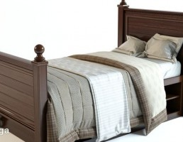 تخت خواب کلاسیک