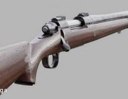 اسلحه رمینتون 700