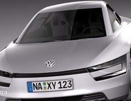 فلوکس واگن مدل XL1 سال 2014
