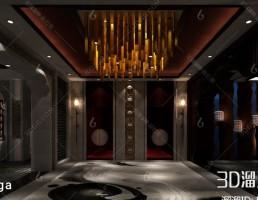 آسانسور هتل  چینی