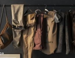 مجموعه از وسایل و لباس مردانه