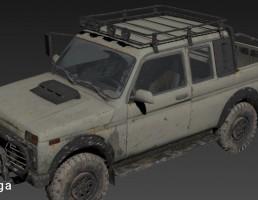 ماشین Lada Niva