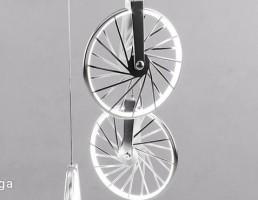 چرخ دوچرخه