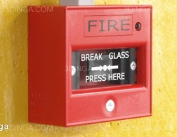 جعبه دزدگیر آتش