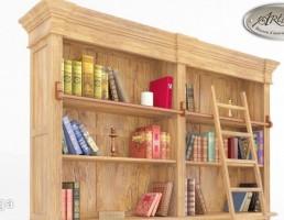 قفسه کتاب مدرن