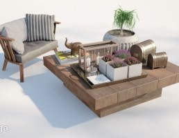 میز و صندلی فضای باز