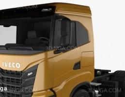 تراکتور کامیون Iveco X-Way
