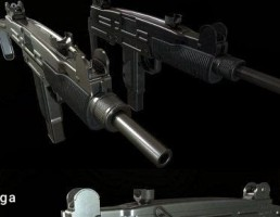 اسلحه یوزی