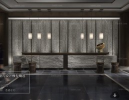 سالن پذیرش سبک چینی 13